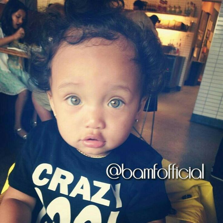 Wondrous 301 Best Images About Mixed Kids On Pinterest Mixed Babies Baby Hairstyle Inspiration Daily Dogsangcom