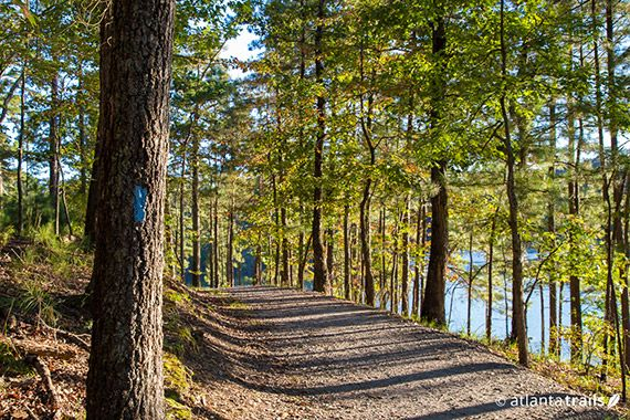 Red Top Mountain State Park: Hiking the Iron Hill Loop Trail | Atlanta Trails