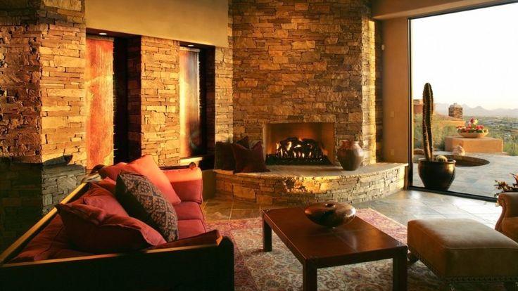 Designing a room around your fireplace best interior designinterior design inspirationhow to designfireplace ideasstone wallsangies listjob