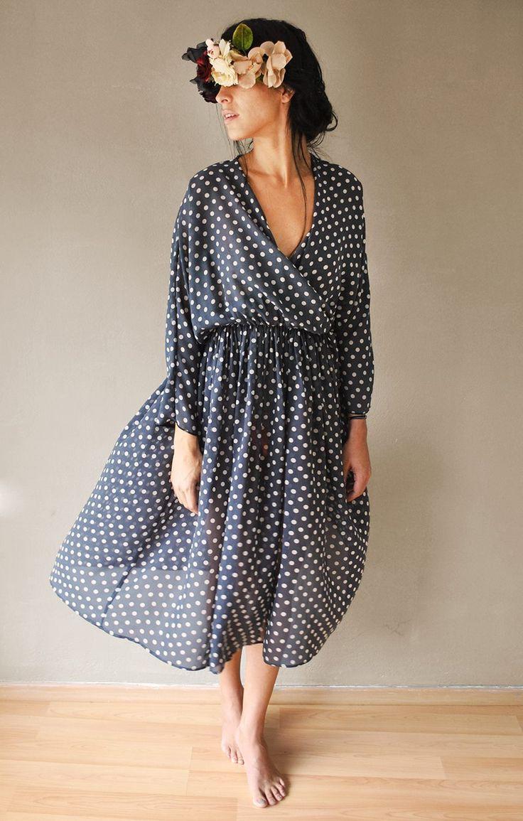 ** MELINA MERKOURI dress **  madame shoushou brand #shoushou #madameshoushou