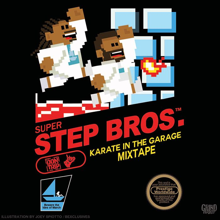 Step Brothers Karate In The Garage Quote: 1000+ Ideas About Stepbrothers Movie On Pinterest