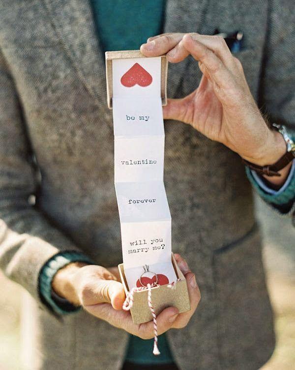 Mi Wedding Diario: 7 maneras originales de pedir matrimonio en San Valentin