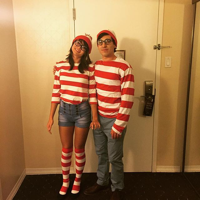 36 Couples Costume Ideas That Are Ridiculously Cheap -5313