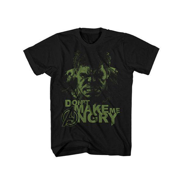 Angry Hulk Youth T-Shirt