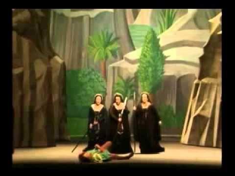 Mozart The Magic Flute 1 Zu Hilfe! Zu Hilfe! + Der Vogelfänger - YouTube