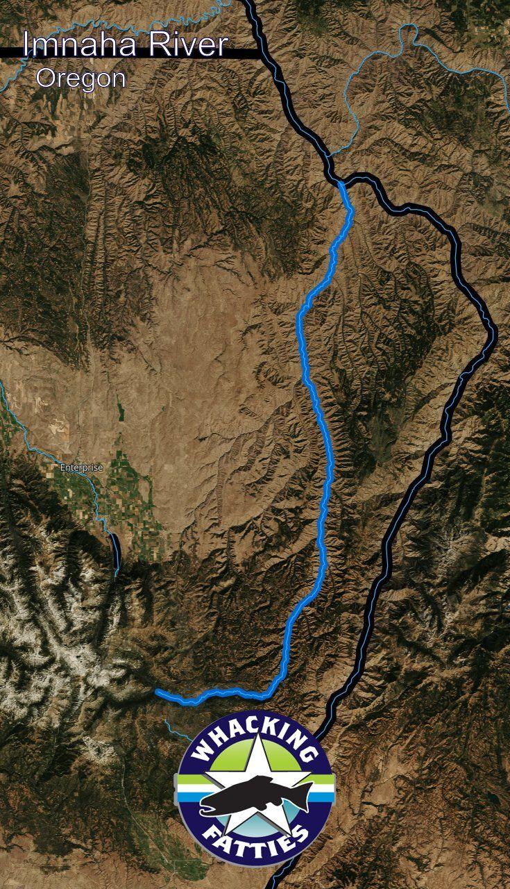 Imnaha River Fishing Report 98 best Oregon