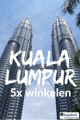 5x winkelen in Kuala Lumpur || Expedia Insider Tips