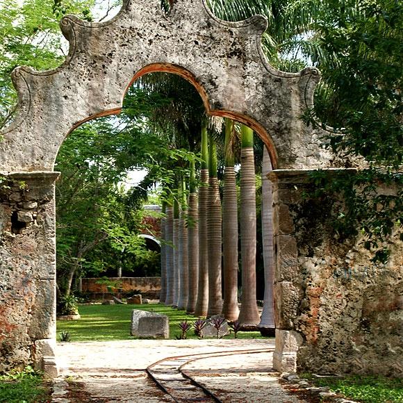 Beautiful campeche - Casas con jardines bonitos ...