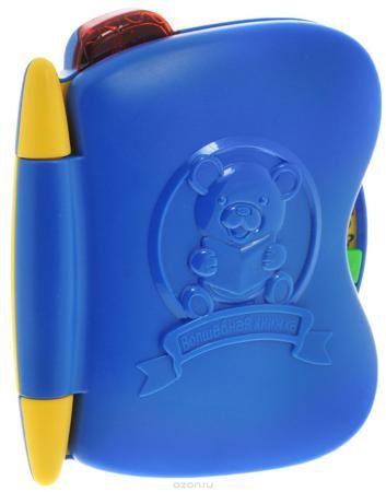 """Умка Развивающая игрушка Обучающая книга Винни-Пуха цвет синий  — 1037р.  Развивающая игрушка Умка """"Обучающая книга Винни-Пуха"""" специально разработана для ребят, начинающих своё первое знакомство с буквами и цифрами. Ваш ребенок выучит названия и написание букв и цифр, запомнит слова, соответствующие каждой букве, и звуки. Красочные картинки помогут малышу познакомиться с изображением всех предметов и развить ассоциативное восприятие. Режим вопросов поможет проверить полученные знания, а…"""