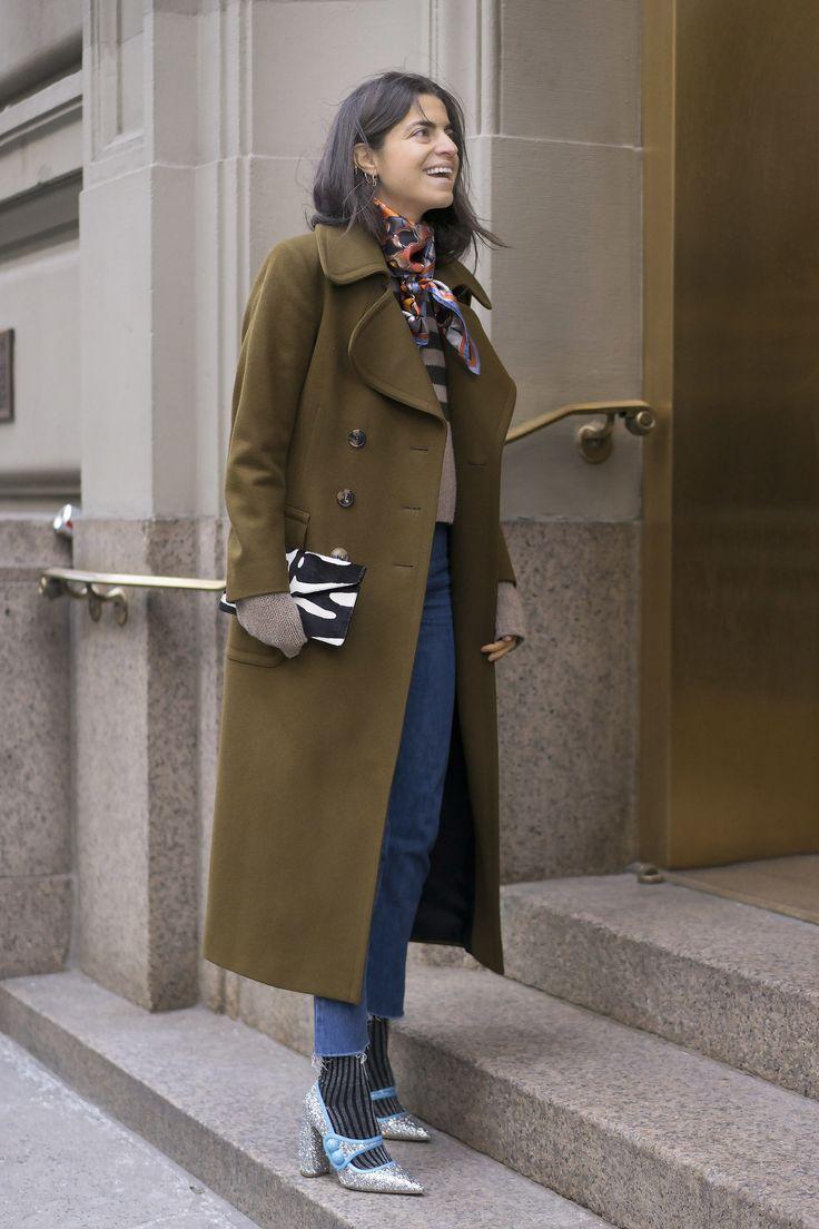 NYC Fashion Week 2016 February  Leandra Medine Manrepeller Day 1