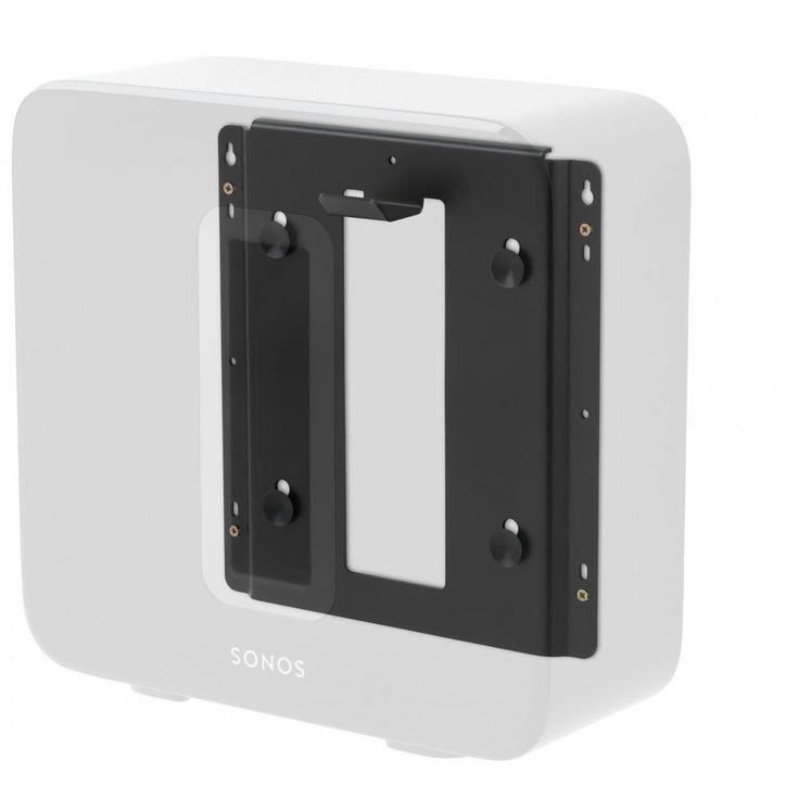 Alphason SONOS Sub Subwoofer Speaker Wall Bracket Mount Mounting Black Discreet in Sound & Vision, TV & Home Audio Accessories, Speaker Stands & Brackets   eBay