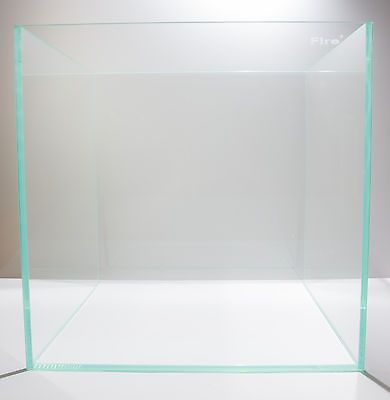 Fire Aqua Weißglas 43l Cube