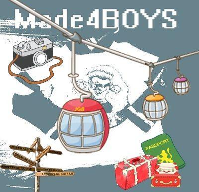 Made4BOYS: Made4BOYS - Juni 2013