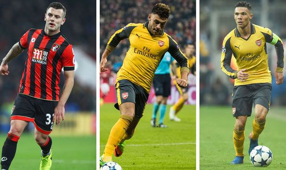 Arsenal set for summer clear-out: Three stars frustrated over long-term futures   via Arsenal FC - Latest news gossip and videos http://ift.tt/2lfaTSh  Arsenal FC - Latest news gossip and videos IFTTT