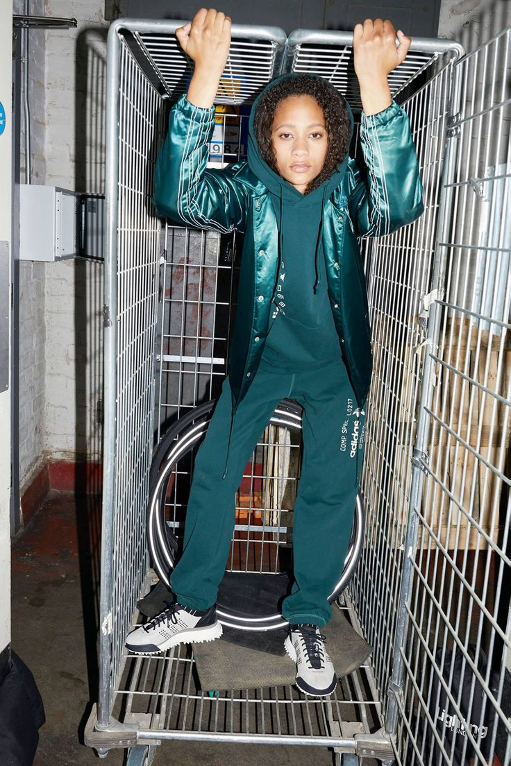 Adidas Originals by Alexander Wang   Season 2 Drop 3 Ad Campaign – Módní dny