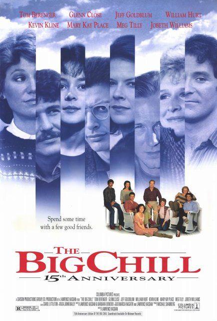 The Big Chill [15th Anniversary] Poster