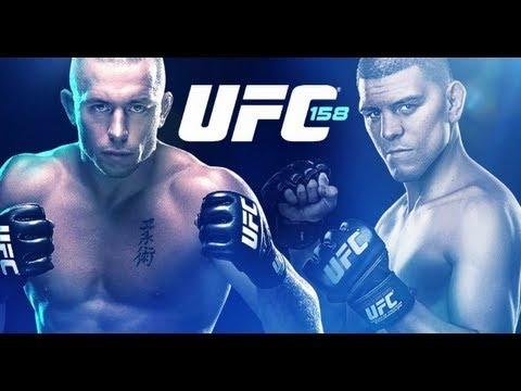 Countdown to UFC 158: St-Pierre vs. Diaz - Full Episode #UFC158 #MMA #GSP #Diaz #Countdown