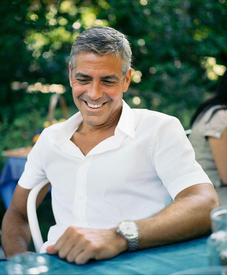 #lilyandgeorge George Clooney Que más puedo decir!?