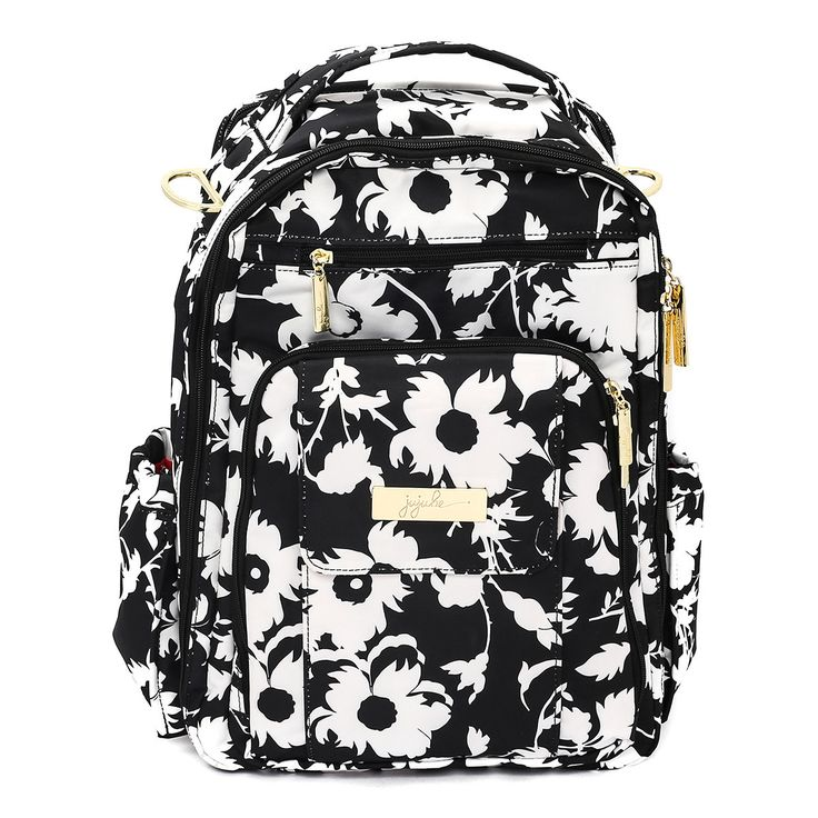 JuJuBe Legacy Be Right Back Backpack Diaper Bag - The Imperial