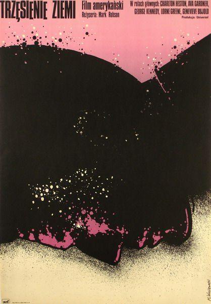 Mieczyslaw Wasilewski, Trzesienie ziemi (Earthquaqe), 1976