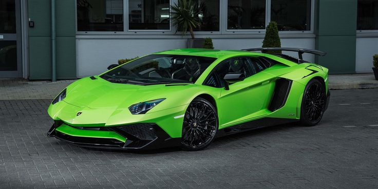 Used 2015 Lamborghini Aventador LP 750-4 SUPERVELOCE for sale in London | Pistonheads