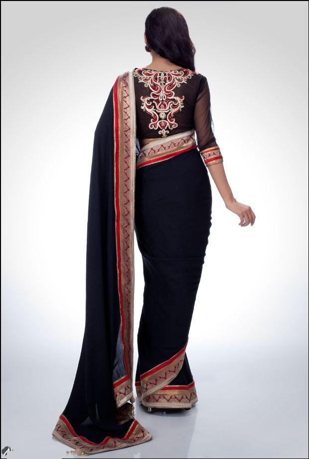 satya paul saree collection 2013