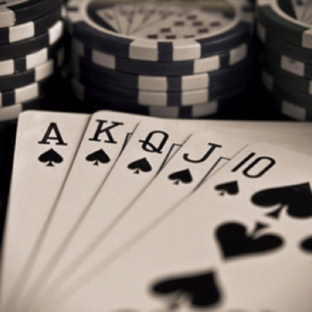 just for fun I would like to learn to play Poker, just to be able to say I played it..haha!