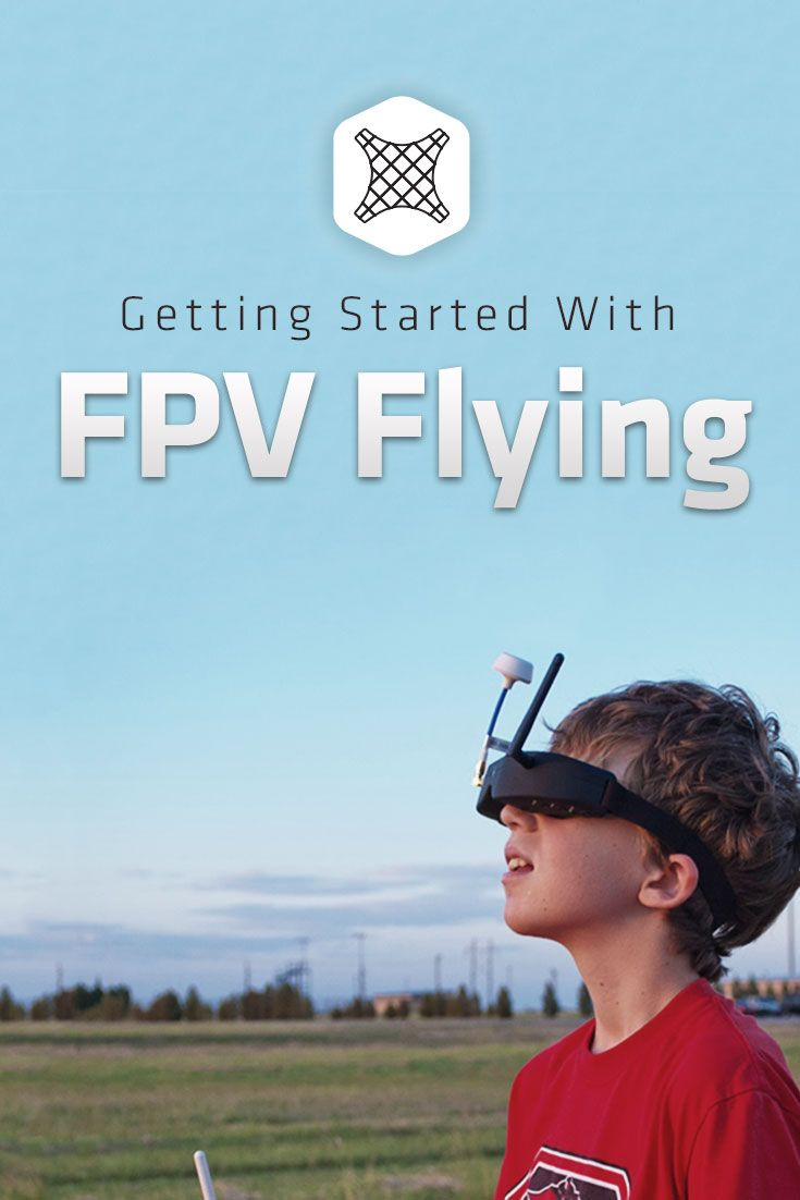 FPV Flying: Everything You Should Know About Getting Started via @fromwhereidrone #drones #fpv #guide #racingdrones