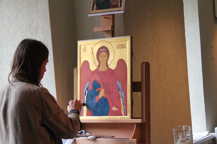 G. Gashev. New master-calls by icon-painting: http://www.versta-k.ru/en/catalog/57/937/