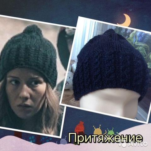 Вязанная шапка купить в Москве на Avito — Объявления на сайте Avito