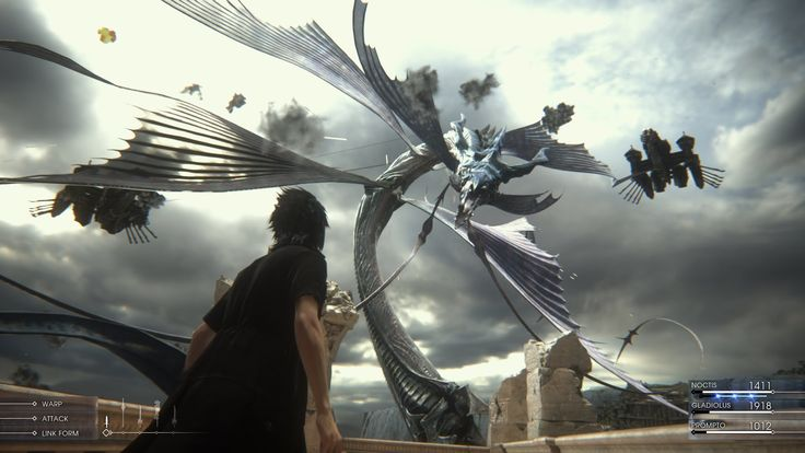 A new video released by Square Enix shows off the highly anticipated JRPG's…