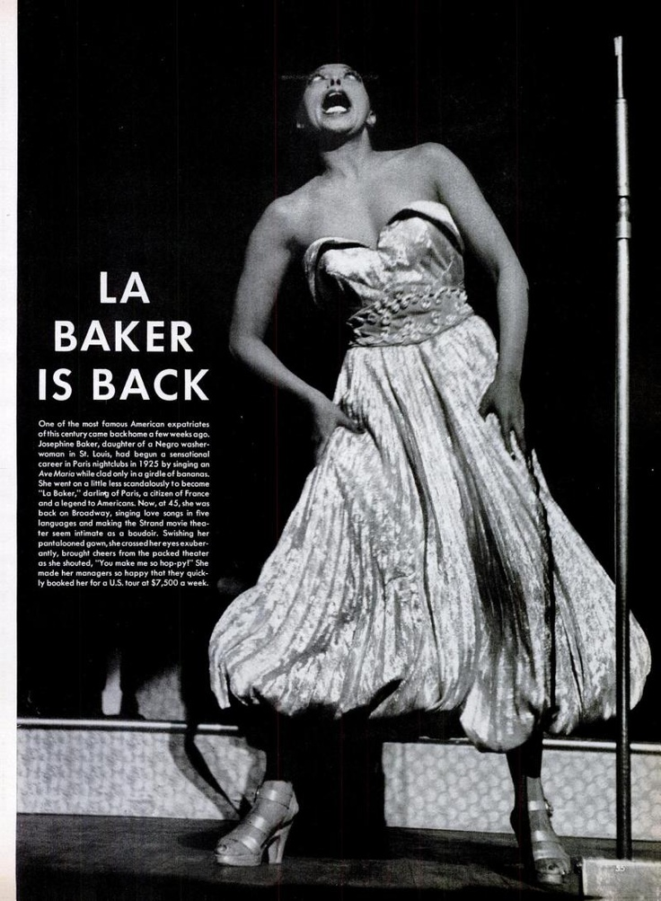 josephine baker essay Immediately download the josephine baker summary, chapter-by-chapter analysis, book notes, essays, quotes, character descriptions, lesson plans, and more - everything you need for studying or teaching josephine baker.