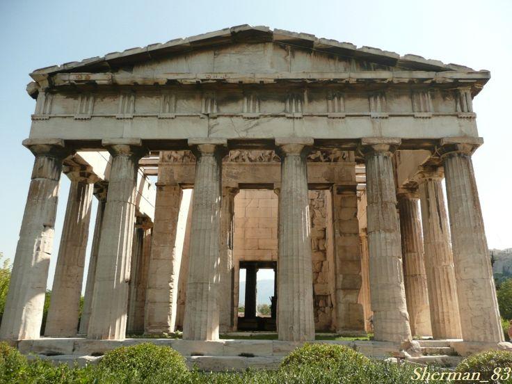 Ágora de Atenas, Atenas, Grécia