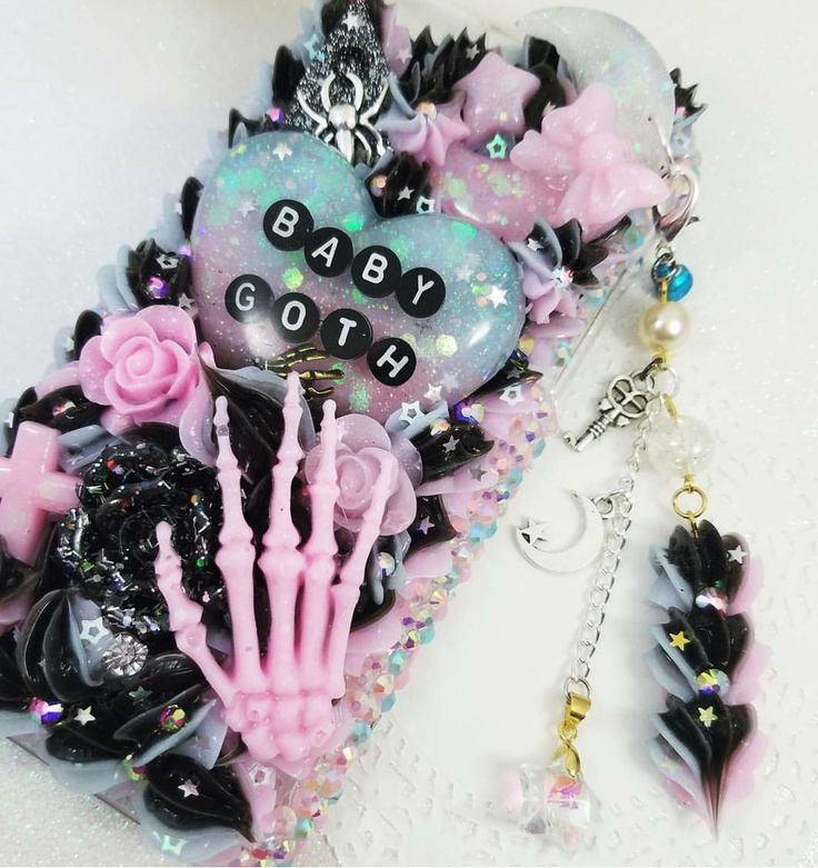 Made to Order Spooky Deco Case