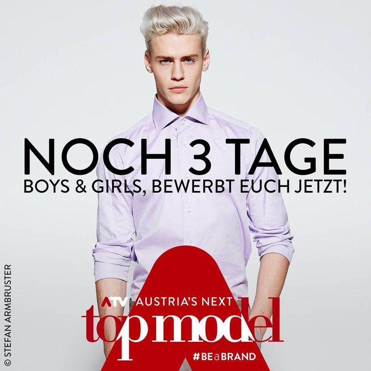 """10 Likes, 1 Comments - Austrias next Topmodel (@austriasnexttopmodel) on Instagram: """"Bewirb dich noch schnell - vielleicht haben wir ja auch ein Foto für DICH! 📸 ATV.at/topmodel . . .…"""""""
