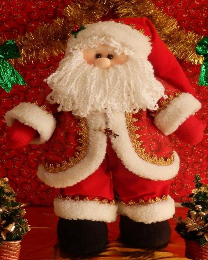 Santa Claus Elegante