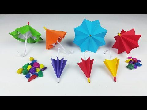 梅雨を楽しんじゃおう♪雨の日の折り紙8選 | Handful