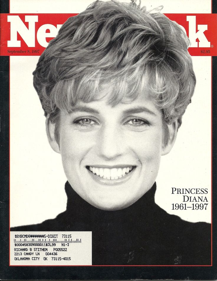 09 08 1997 Newsweek Princess Diana