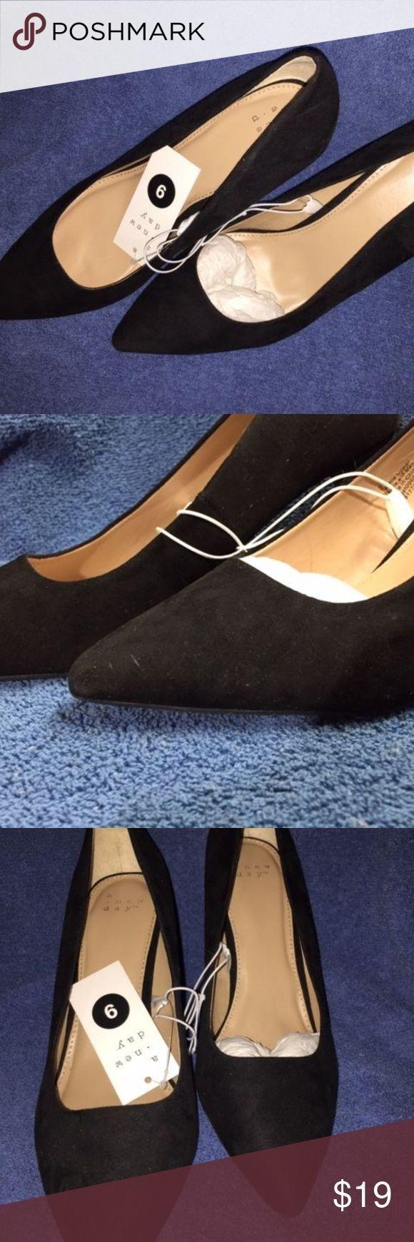 A New Day Black Heels Größe 9 Neu mit Tags A New Day Black Heels. Neu. Mit ta …