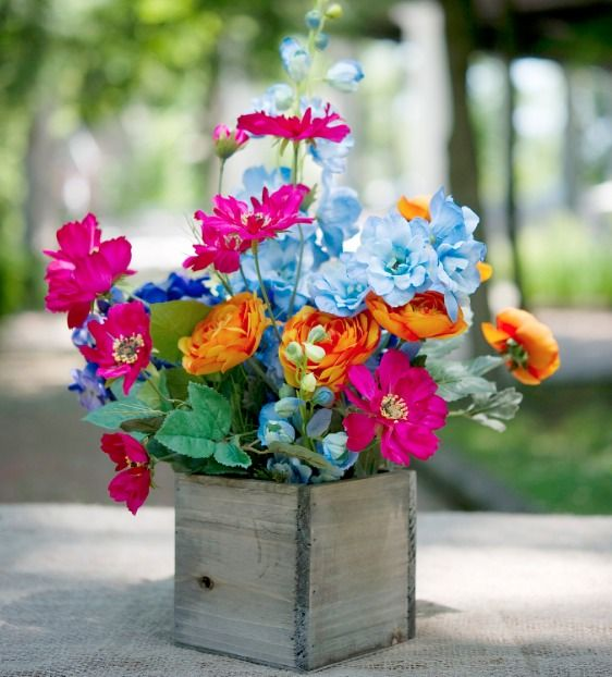 188 best images about wooden flower and plant projects on - Wooden containers for flowers ...