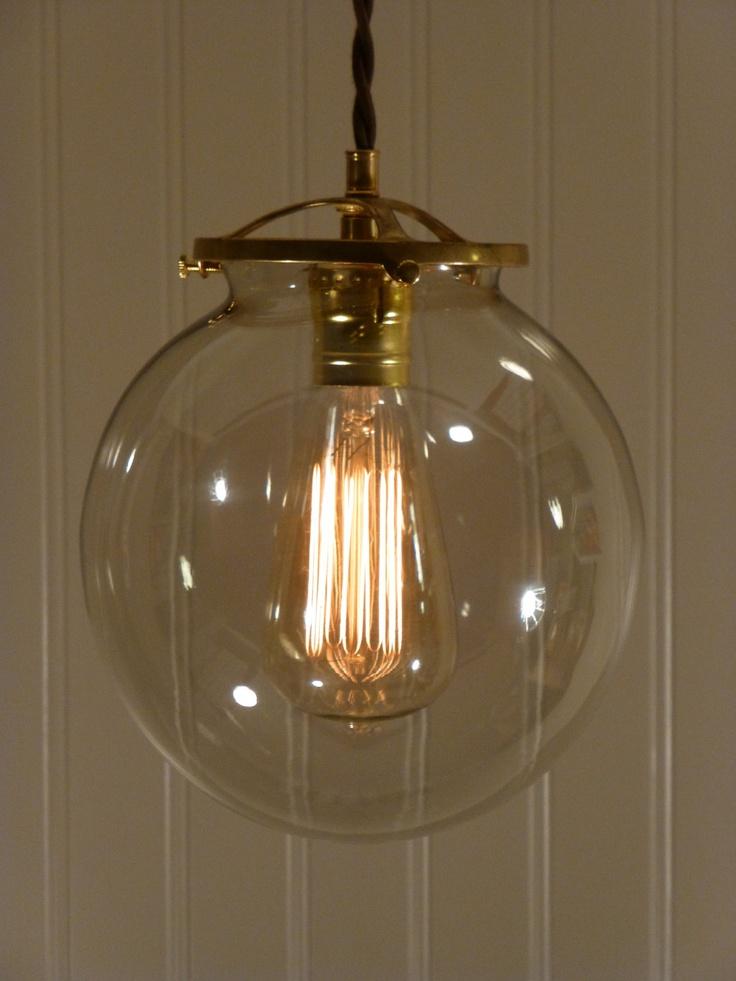 28 Best Glass Globe Lighting Images On Pinterest