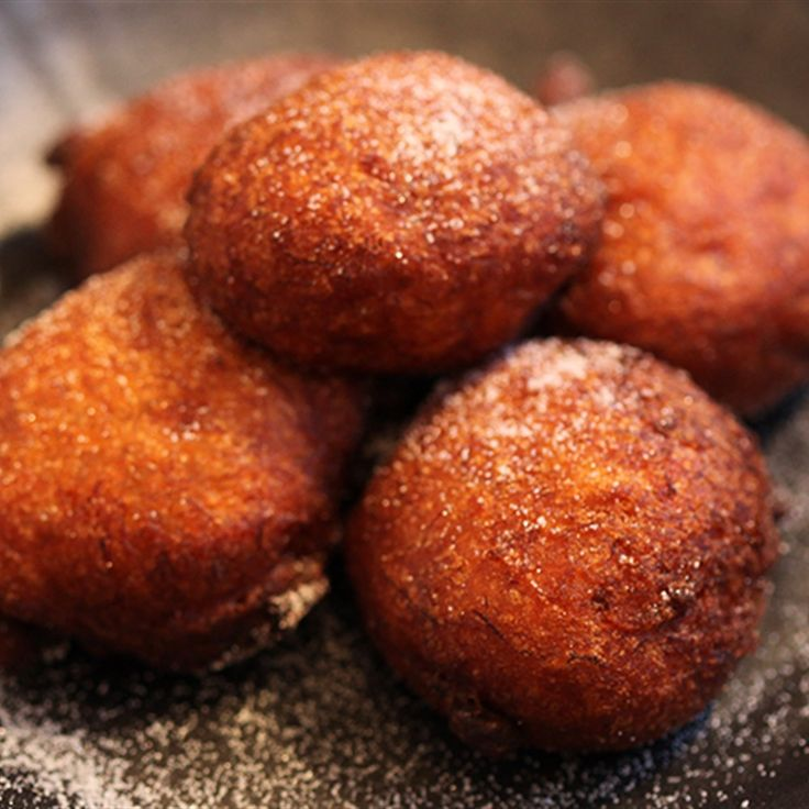 Try this Banana and Coconut Fritters recipe by Chef Gordon Ramsay. This recipe is from the show Gordon's Ultimate Home Cooking.