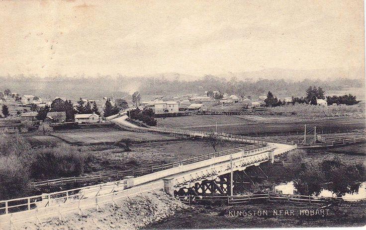 Kingston near Hobart, Tasmania, 1908