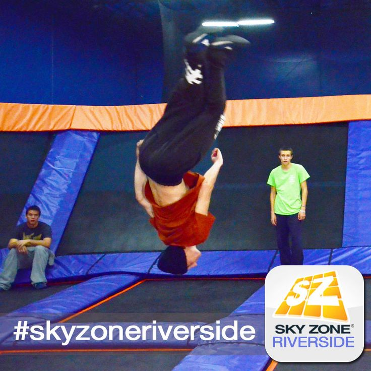 Let's FLIP! #skyzonecoronariverside #skyzoneriverside #skyzone #fun #jump #corona #riverside #california #bounce #kids #teenagers #love #instagood #me #cute #trampoline #play #fitness #health #foampit #exercise #jumphigh #openjump #gymnastics #tumbling #workout #fit #fitness #trampoline #birthdayparty (951)-354-0001 4031 Flat Rock Dr., Riverside, CA  92505  AT RIVERWALK BUSINESS PARK