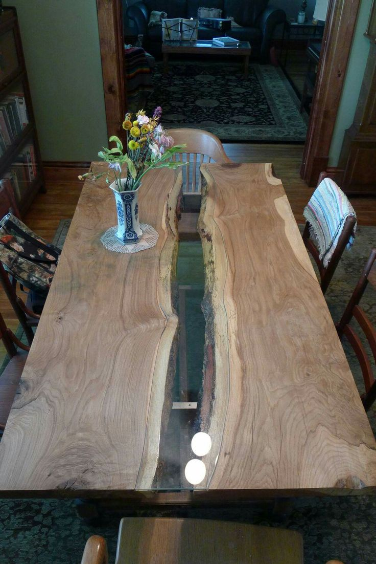 21 Best Wood Slab Dining Tables Images On Pinterest Dining Room Tables Dining Tables And Wood Slab