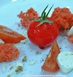 Do play with your food – Look-see into Molecular Gastronomy « Naked Plate