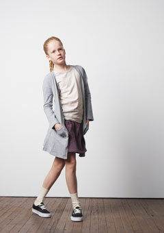 I love the cardi in my basics range - they are great mix and match pieces.