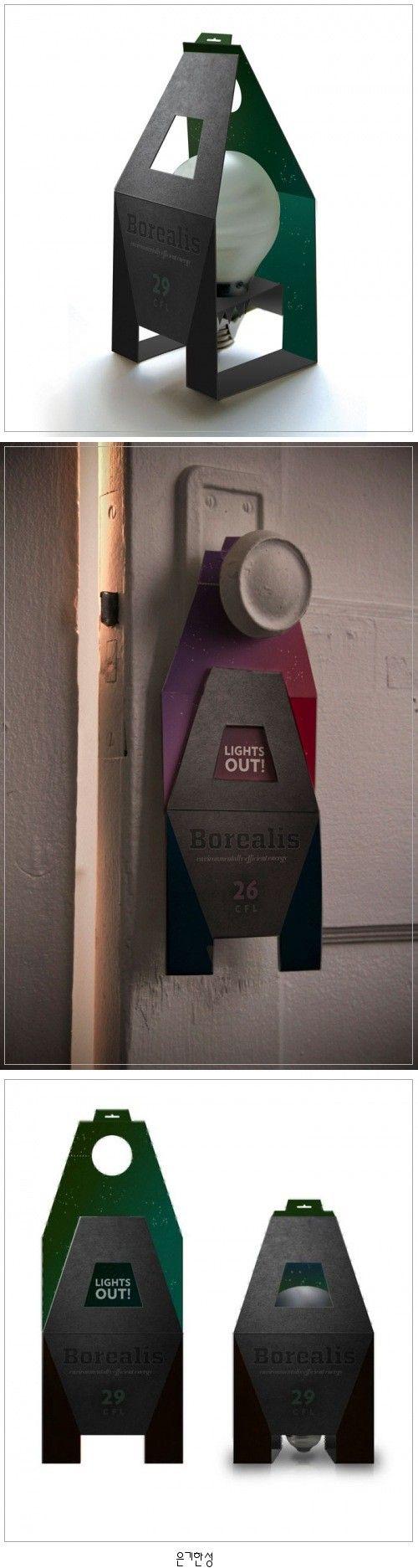 전구 커버 패키지 Student Spotlight: Borealis Light Bulbs