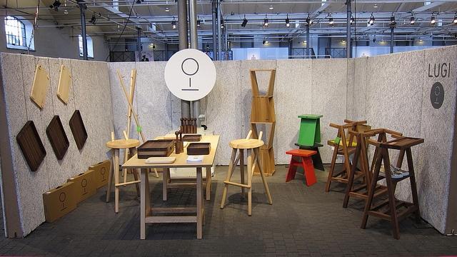 LUGI at Blickfang Copenhagen 2012 by lugi.cz, via Flickr