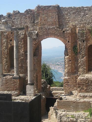 Greek Theater, Taormina, Sicily